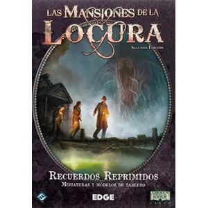 Las Mansiones de la Locura - 2ª edición - Recuerdos reprimidos