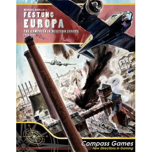 Festung Europa:the campaign for Western Europa, 1943-1945
