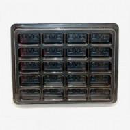 Bandeja de almacenamiento de fichas DVG (Counter Tray)