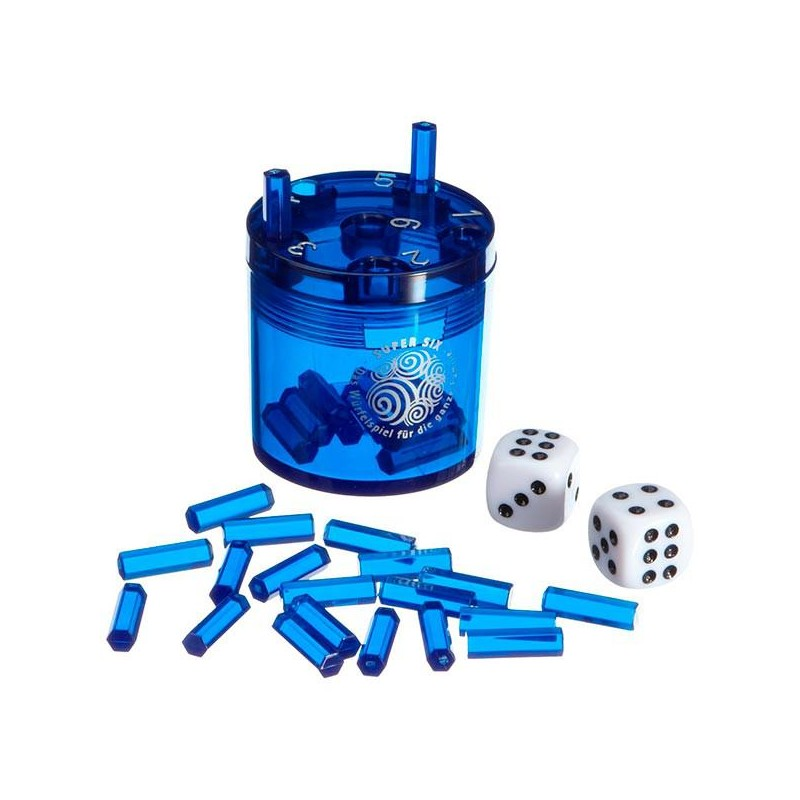 Super Six Azul