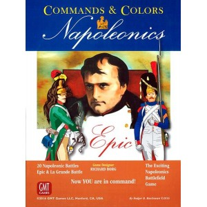 Command & Colors: Napoleonics - Epic Napoleonics