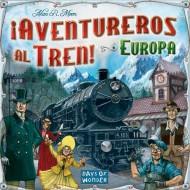 Aventureros al tren - Europa