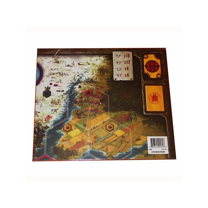 Scythe: expansión de mapa