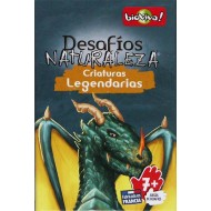 Desafios de la Naturaleza: criaturas legendarias