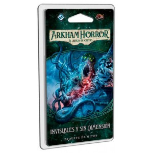 Arkham Horror LCG: invisibles y sin dimension