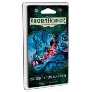 Arkham Horror LCG: invisibles y sin dimension