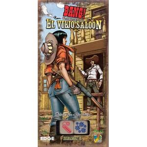 Bang! - El juego de dados: el viejo saloon