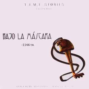 T.I.M.E. Stories: Bajo la mascara