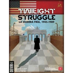 Twilight Struggle - La Guerra Fria