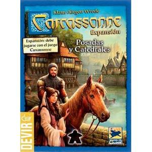 Carcassonne. Posadas y catedrales