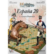España 20: la guerra peninsular - Edición Verkami