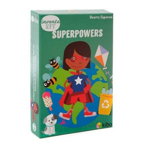 Inventa KIT: Superpowers