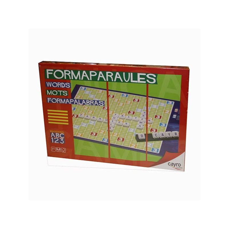 Formaparaules