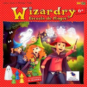 Wizardry: escuela de magos