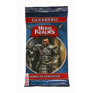 Hero Realms: Guerrero