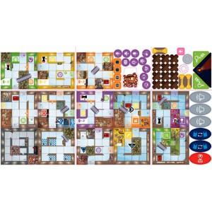 Magic Maze: seguridad máxima
