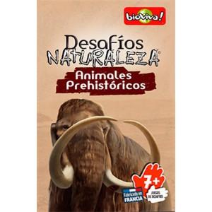 Desafios de la Naturaleza: animales prehistóricos