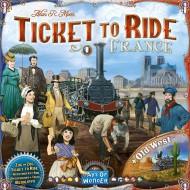 Aventureros al tren - Francia y Viejo Oeste