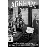 Arkham Noir - Caso 1: los asesinatos del culto de la bruja