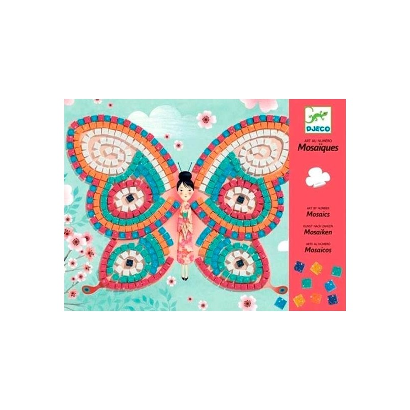 Mosaicos - Mariposas