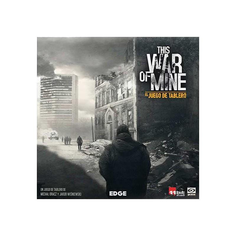 This War of Mine - El juego de tablero
