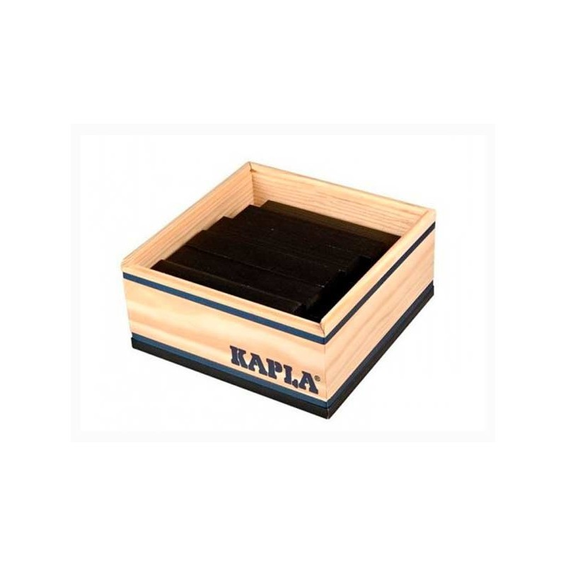 Kapla 40 - Colores: Negro