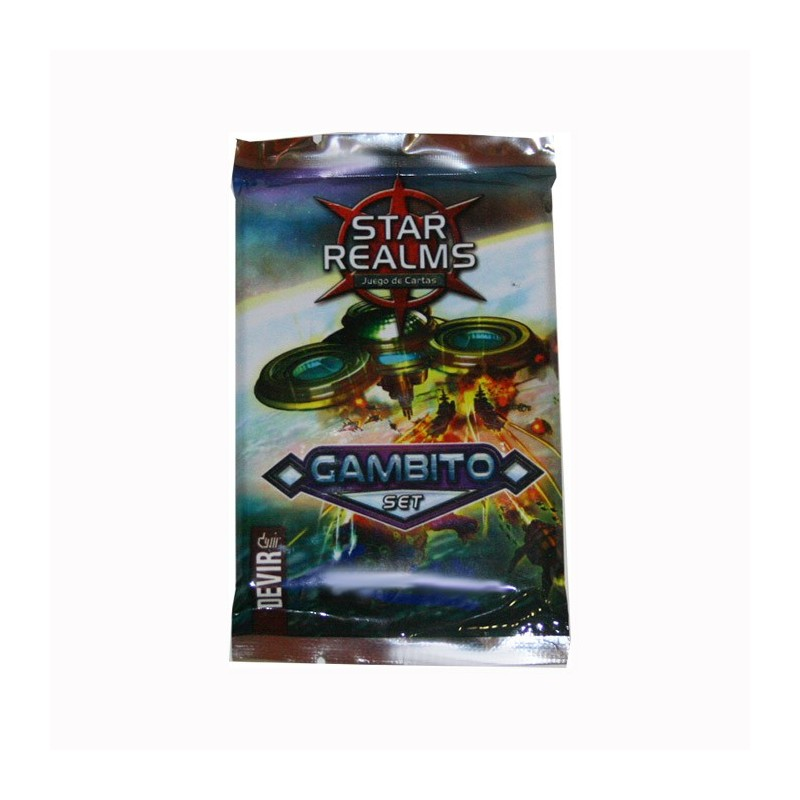 Star Realms: Gambito