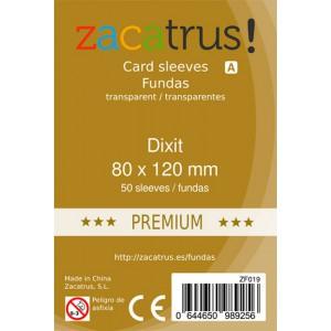 Fundas ZACATRUS Magnum Dixit PREMIUM (80x120 mm)