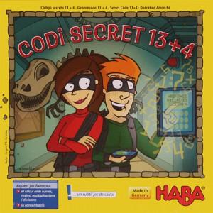 Código Secreto 13 + 4 - Geheimcode 13 + 4