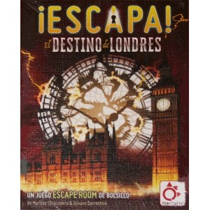 ¡Escapa! - El destino de Londres