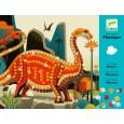 Mosaicos - Dinosaurios