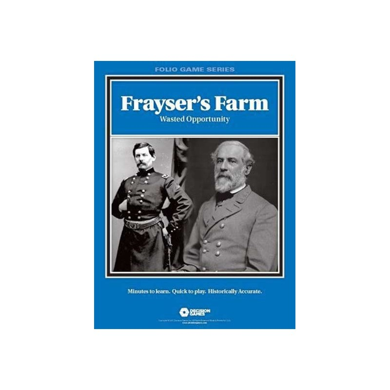 Frayser's Farm: wasted opportunity - FOLIO SERIES