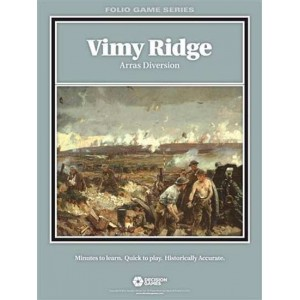 Vimy Ridge: Arras diversion - FOLIO SERIES