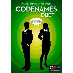 Codenames Duet - English