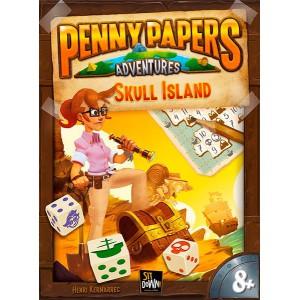 Penny Papers Adventures: la Isla de la Calavera