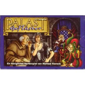 Palastgefluster - Intrigas de palacio