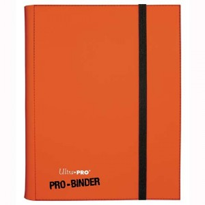 Album Ultrapro Probinder Rojo
