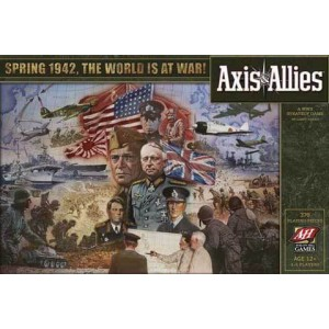 Axis & Allies 1942 - 2a edición
