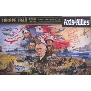 Axis & Allies Europe 1940. 2ª edición