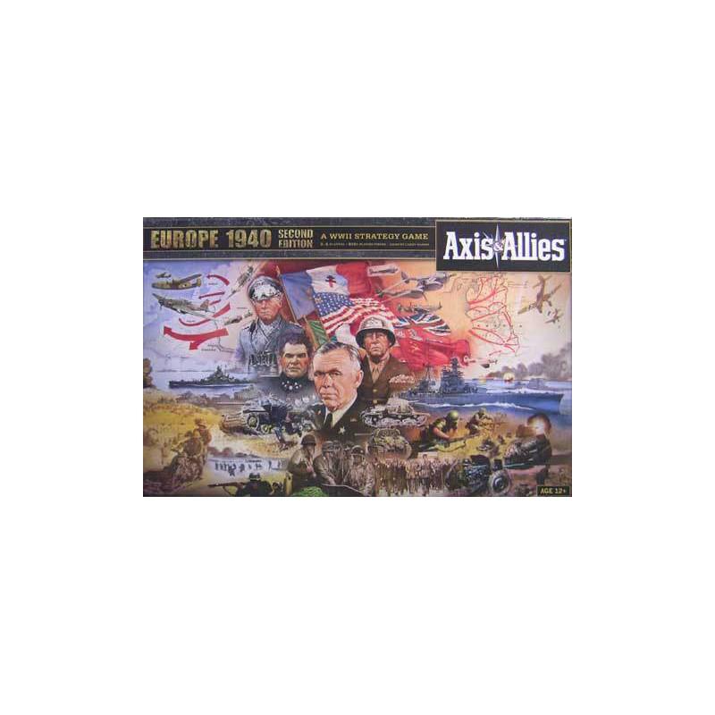Axis & Allies Europe 1940. 2ª edición