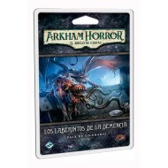 Arkham Horror LCG: los laberintos de la demencia