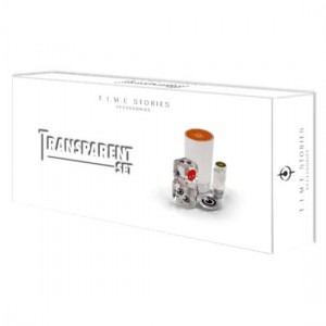 T.I.M.E. Stories: Set de fichas transparentes