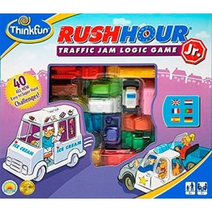 Rush hour Jr. - Escapa del atasco Jr.