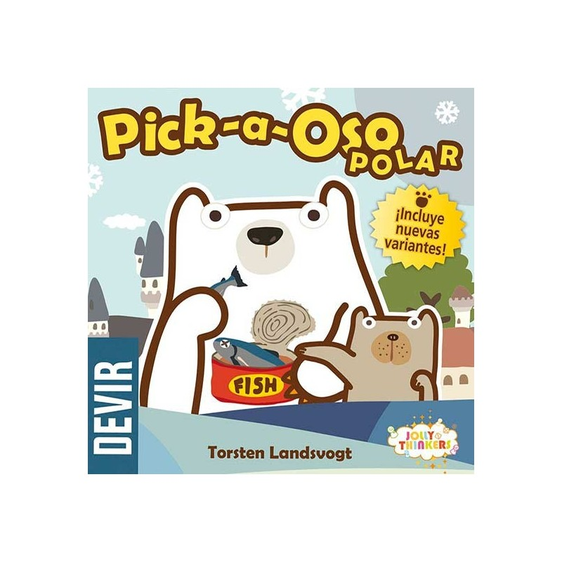 Pick-a-Oso Polar
