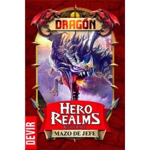 Hero Realms: jefe Dragón