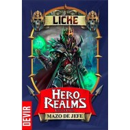 Hero Realms: jefe Liche