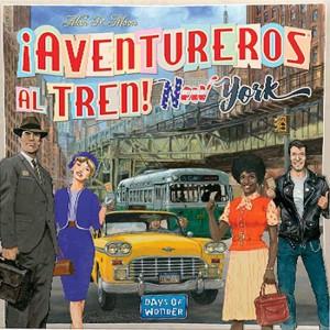 Aventureros al tren - New York