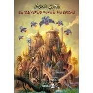 Libro juego El templo de las Mil Puertas
