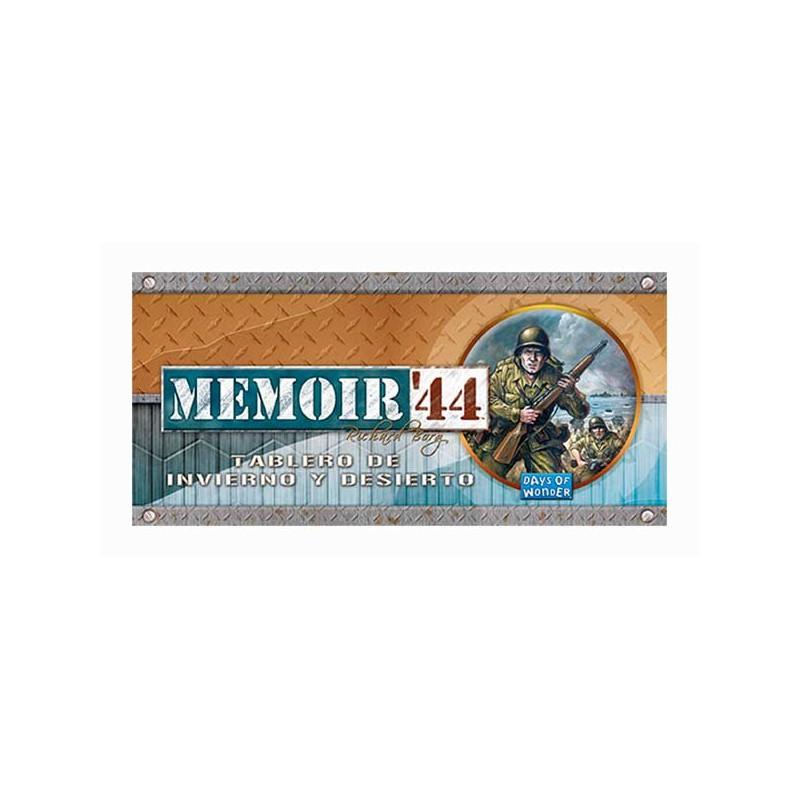 Memoir 44 - Winter/Desert Board