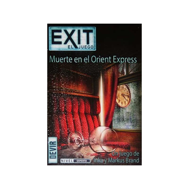 Exit - Muerte en el Orient Express
